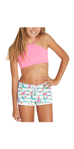 girls board shorts