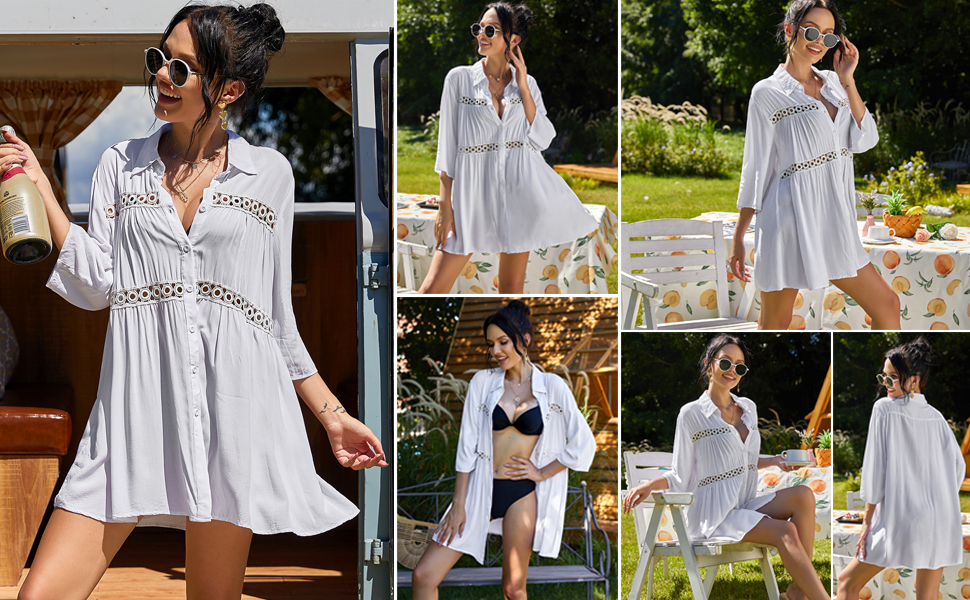 beach cover up for women