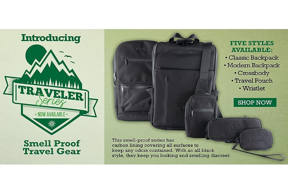 Bathroom Bag, Travel stash backpack, stoner backpack, stoner bag, School Backpack, Smell Proof Stash