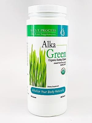 Alka-Green Powder by Morter HealthSystem