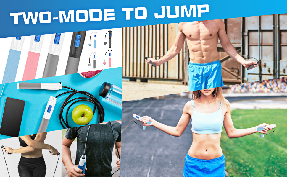 Ropeless Jump Rope Weighted Cordless Jump Rope Speed Tangle-Free Skipping Rope with Weighted Ball for Fitness Comes with Storage bag Suitable for Women Girls