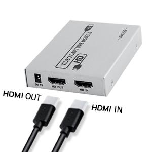 Standard HDMI port