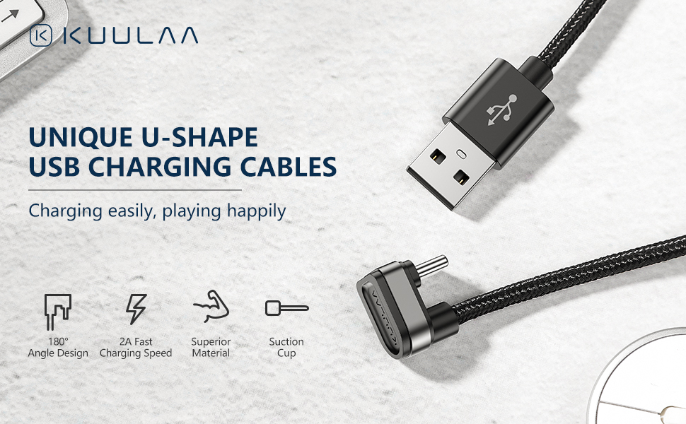 U shape cables