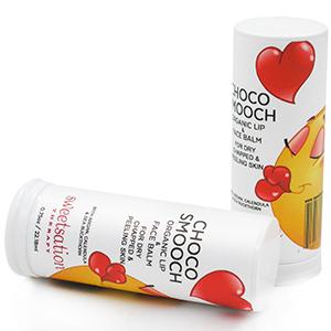 choco smooch lip face body elbows feet nose