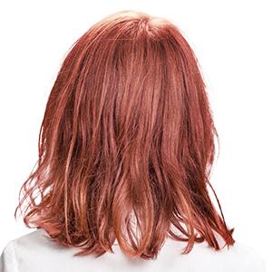 bad hair color fade