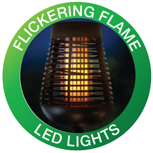flickering flame LED