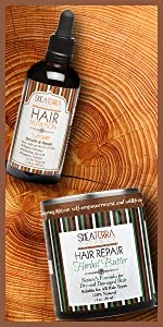 Herbal Hair Care Collection