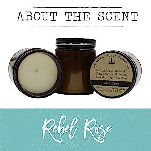 Rebel Rose Scent