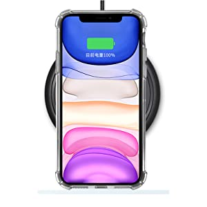 Supports wireless charging