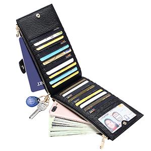 bifold women wallet