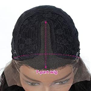 T part lace area