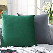 throw pillow covers solid