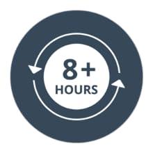 8 Hours of Comfort
