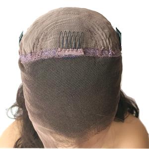 360 lace front wig cap