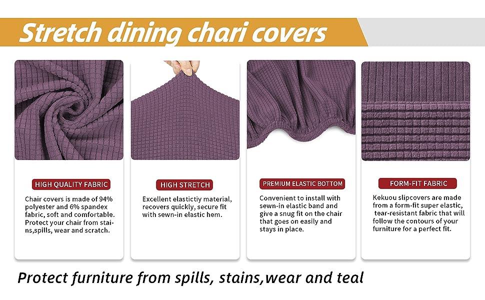 Purple Chair Cover A+3