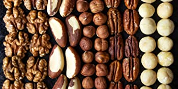 food to live, mix nuts