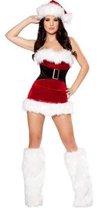 women christmas costume