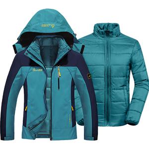 Women's 3 in 1 Ski Jacket