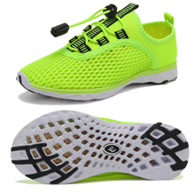 green boys waters shoes sports