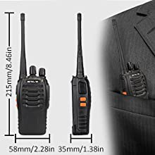 small business walkie talkies