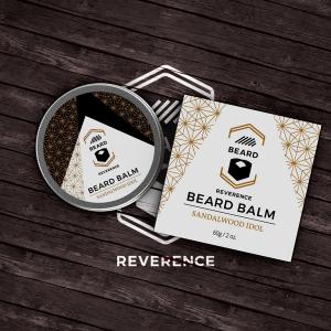 Sandalwood Idol Beard Balm