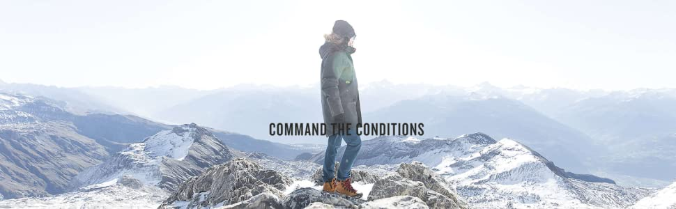 command the conditions