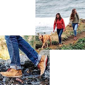 walking in any trail
