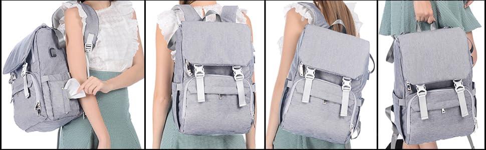 backpack diaper bag for women