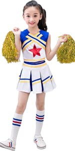 cheerleading outfits for girls