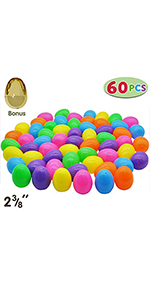 60 set Old Colorful Easter eggs