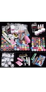 acrylic nail kits