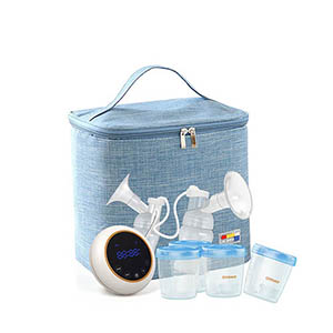 Double Electric Portable Breast Pump