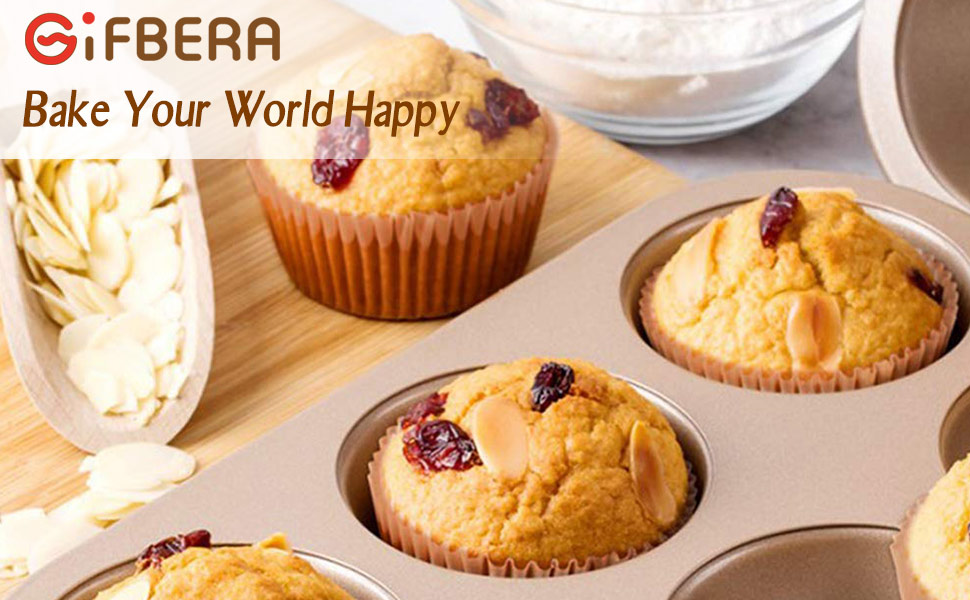 Orange /& Blue Standard or Mini Cupcake Baking Liner Cups