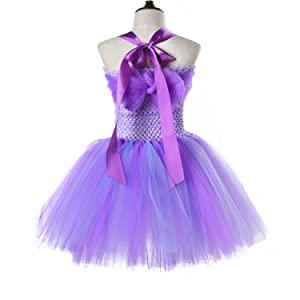 mermaid girls tutu dress