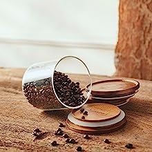 Air Tight Coffee Beans
