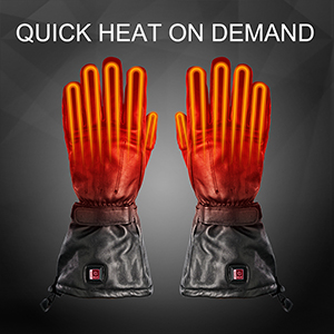 venture heat gloves motorcycle accessories bike mc1645 heat
