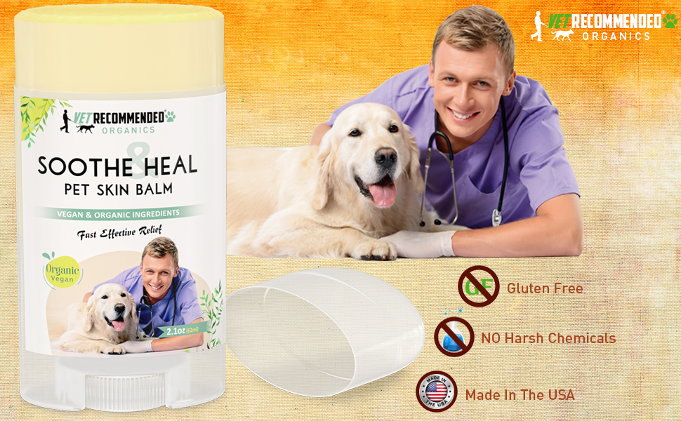 Organic Balm for Dogs