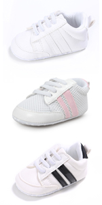 Infant Baby Boy Girl Shoes Infant Boy Girl Fashion Sneaker Mesh Shoes Soft Sole Toddler Candy Shoes