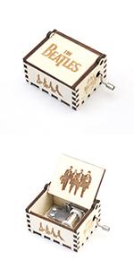 The beatles music box