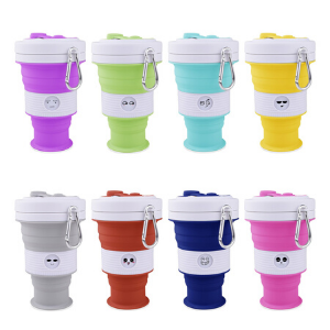 8 collapse coffee cups to choose from