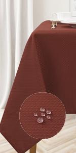 tablecloth rectangular 60x84 table cloths rectangle 60 x 120
