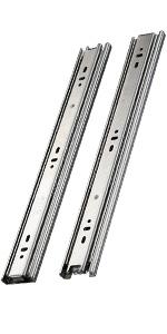 Stainless steel drawer slide