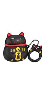 Black Lucky Cat
