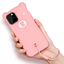iphone 11 soft clear case