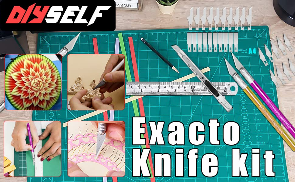 exacto knife