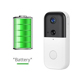 battery doorbell