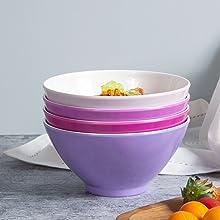 melamine bowls