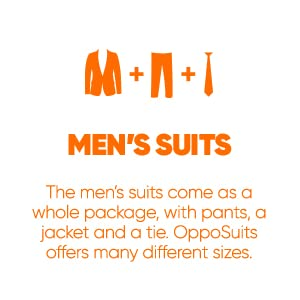 opposuits fun suits costumes