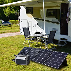power station portable power generator camping power source portable outdoor charger