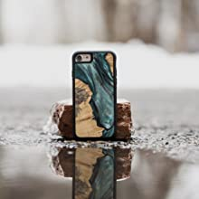 phone case with reflection